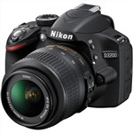 Nikon D3200 Digital SLR Camera with 18-55mm VR II Lens ...