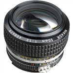 Nikon NIKKOR 50mm f/1.2 Ai-S Lens International Warranty