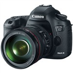 Canon EOS 5D Mark III with EF 24-105mm F/4L IS USM Lens Kit DSLR ...