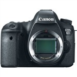 Canon EOS 6D Digital SLR Camera Body (with GPS and WiFi)