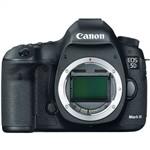 Canon EOS 5D Mark III Digital SLR Camera Body (Camera Kit Box)