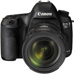 Canon EOS 5D Mark III Camera Lens Kit with EF 24-70mm F/4L IS USM...