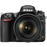Nikon D750 Digital SLR Camera with AF-S Nikkor 24-120mm F4G ED VR...