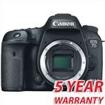Canon EOS 7D Mark II (WiFi) Body (Camera Lens Kit Box)  Digital S...