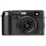 Fujifilm FinePix X100T Digital Camera Black