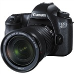 Canon EOS 6D DSLR Camera Lens Kit with EF 24-105mm F/3.5-5.6 IS S...