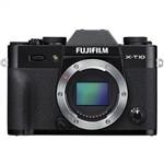Fujifilm X-T10 Mirrorless Digital Camera Body BLACK (Camera Lens ...