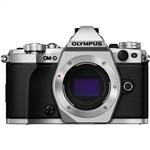 Olympus OM-D E-M5 Mark II Body Silver Mirrorless Micro Four Third...