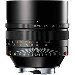 Leica Noctilux-M 50mm f/0.95 ASPH Lens (Black) Leica Model 11602