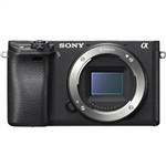 Sony Alpha a6300 Mirrorless Digital Camera Body Black