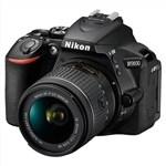 Nikon D5600 DSLR Camera with AF-P 18-55mm VR Lens Kit