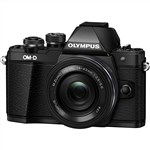 Olympus OM-D E-M10 MK II (14-42 EZ) Black(kit box)