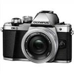 Olympus OM-D E-M10 MK II (14-42 EZ) Silver(kit box