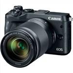 Canon EOS M6 BLACK with EF-M 18-150mm Lens Kit Mirrorless Digital...