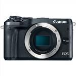 Canon EOS M6 Mirrorless Digital Camera (Black, Body Only - Camera...