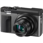 Panasonic Lumix DC-TZ90 (DC-ZS70 Packaging) Digital Camera (Silve...