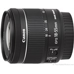 Canon EF-S 18-55mm f/4-5.6 IS STM (camera kit box)