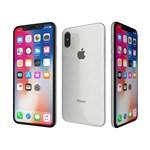 Apple iPhone X 256G Silver (HK)