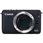 Canon EOS M100 Mirrorless Digital Camera (Black, Body Only - Cam...