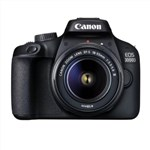 Canon EOS 3000D DSLR Camera with EF-S 18-55mm III Lens Single Kit...