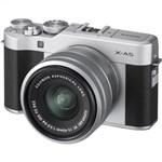 Fujifilm X-A5 kit (15-45) Silver