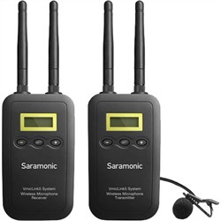 Saramonic VmicLink 5 Wireless Microphone (1TX+1RX)