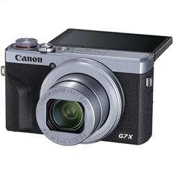 Canon PowerShot G7 X Mark III Silver Digital Camera