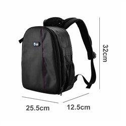 Large Backpack Camera Bag for Cameras Lenses Accessories