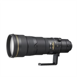 Nikon AF-S NIKKOR 500mm f/4G ED VR Lens International Warranty
