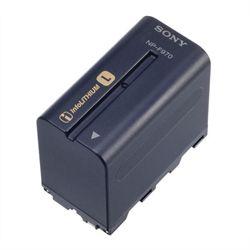 Sony NP-F970 F970 Original INFOLITHIUM Battery Pack For HDR-FX1000E HDR-FX7E