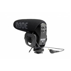 Rode VideoMic Pro R Video Microphone with Rycote Shock Mount