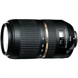 Tamron SP 70-300mm f/4-5.6 Di VC USD Lens Canon Mount (Tamron Model A005)