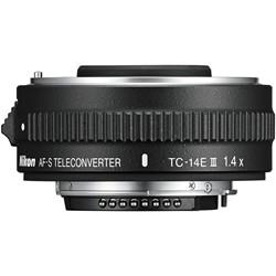 Nikon AF-S Teleconverter TC-14E III International Warranty