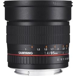 Samyang 85mm f/1.4 AS IF UMC Len MFT Mount Micro Four Thirds M4/3