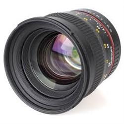 Samyang 50 mm f-1.4 AS UMC (Sony A)