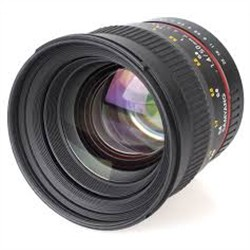 Samyang 50 mm f-1.4 AS UMC (Sony E)