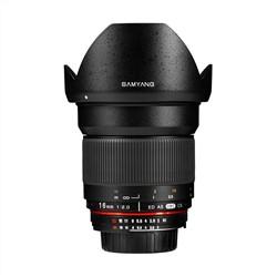 Samyang 16mm f-2.0 ED AS UMC CS (Fuji X)