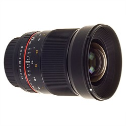 Samyang 24mm f-1.4 ED AS UMC (Sony E-mount)