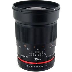 Samyang 35mm f-1.4 AS UMC (Sony E-mount)