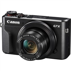 Canon PowerShot G7 X Mark II Digital Camera G7X II