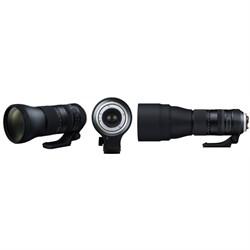 Tamron SP 150-600mm f/5-6.3 Di VC USD G2 Canon Mount (Tamron Model A022)