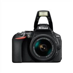 Nikon D5600 with AF-P 18-55mm VR Lens Kit DSLR Camera