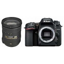 Nikon D7500 Lens Kit with 18-200mm f/3.5-5.6 G ED VR II Digital SLR