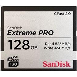 Sandisk Extreme Pro 128GB CFast 2.0 525mb/sec
