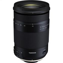 Tamron 18-400mm f/3.5-6.3 Di II VC HLD Lens Canon Mount (Tamron Model B028)