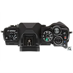 Olympus OM-D E-M10 III Camera BLACK with 14-42mm EZ Single Lens Kit