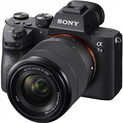 Sony a7 III with 28-70mm OSS Lens Kit Alpha Mirrorless Digital Camera a73