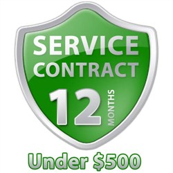 Additional 1 Year Total Care Service Contract For Products Under $500