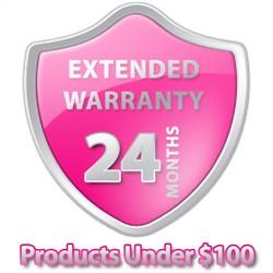 2 Year Warranty Under $100