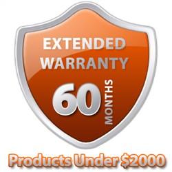 5 Year Warranty Under $2000